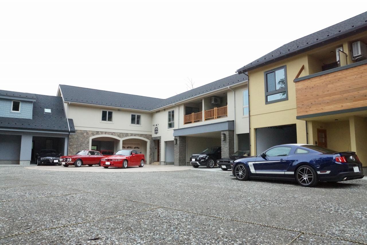 YATSUGATAKE GARAGE HOUSE