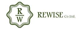 REWISE ロゴ