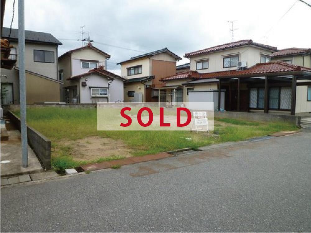 石川県野々市市粟田3 2世帯住宅も建てられる広い敷地が魅力!