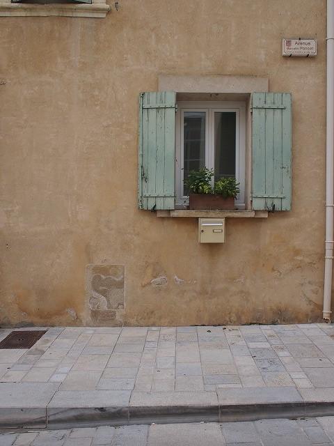 南フランスのカラー