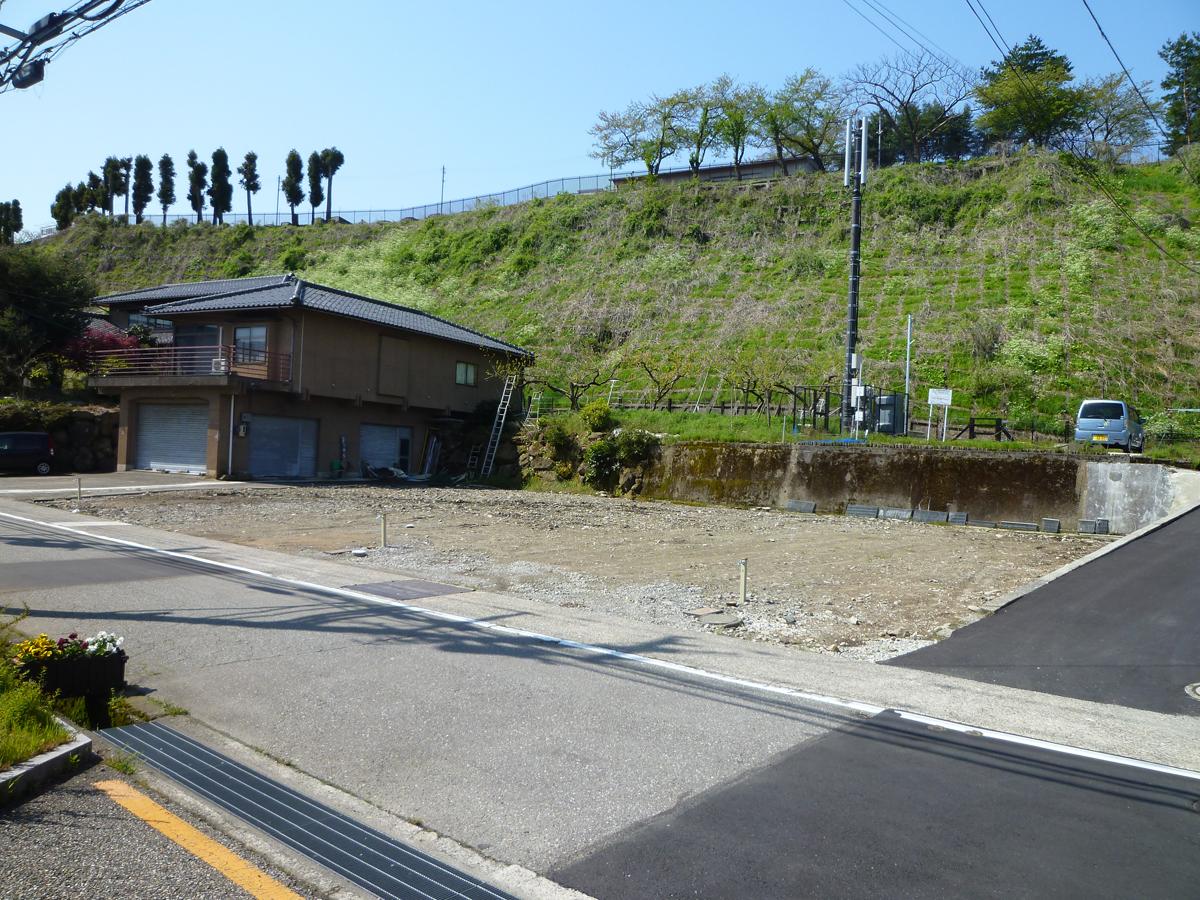 [売土地]石川県金沢市西大桑町