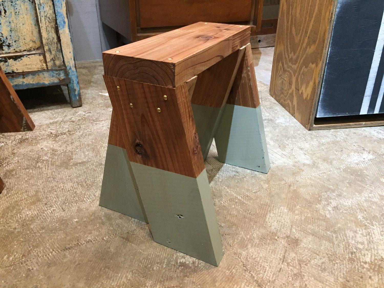 木材1本で!