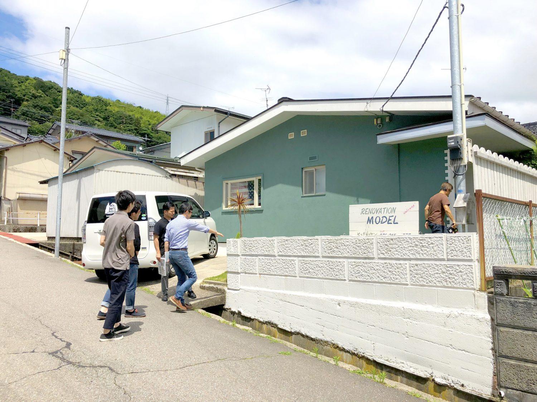 今週末金沢市山科にてリノベーションの内覧会を行います